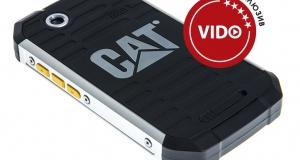 Первый взгляд на смартфон CAT B15