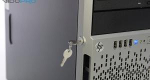Видеообзор башенного сервера начального уровня HP ProLiant ML310e G8