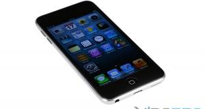 Apple iPod touch 5: младший брат