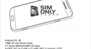 Samsung Galaxy note III будет оснащен Xenon вспышкой?
