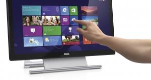 Новый сенсорный монитор Dell S2240T в Украине