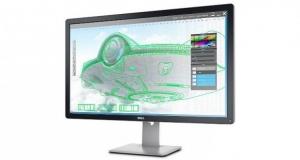 Монитор Dell UltraSharp 32: большие возможности для творчества