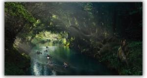 Трейлер нового «Парка Юрского Периода» демонстрирует улучшенное изображение