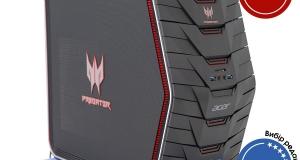 Огляд ігрового комп'ютера Acer Predator G6: потужний хижак у латах