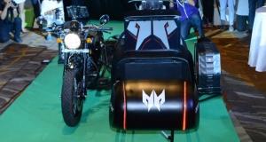 Acer демонстрирует мотоцикл Predator