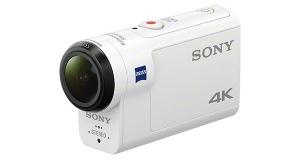 Компактная 4K экшн-камера Sony FDR-X3000R