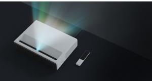 Домашній кінотеатр разом з лазерним проектором від Xiaomi