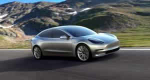 5 фактів про нову Tesla Model 3