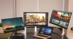 Новые мониторы и компьютеры LG