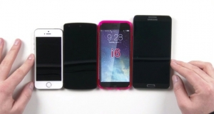 Сравнение iPhone 6 с другими флагманами