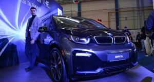 BMW на CEE 2019 представив інноваційні моделі - BMW i3s та BMW i8