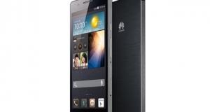 Huawei Ascend P6 с новыми интернет-возможностями