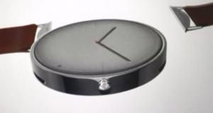 Утечка фотографий Moto 360 - 2 показывает часы с круглым корпусом