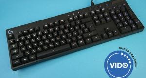 Огляд механічної клавіатури Logitech G810 Orion Spectrum: надійна опора для геймера
