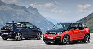 Новинки від BMW: електромобілі i3 та і3s