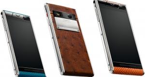 Aster - первый изысканный смартфон Vertu с приемлемой ценой