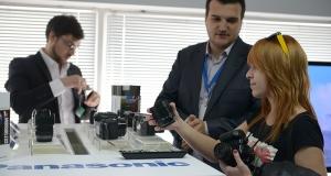 Видеорепортаж с закрытой фотовыставки в Киеве. Часть II
