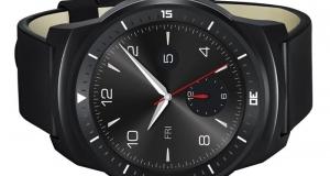 Глобальные продажи LG G Watch R стартуют через неделю