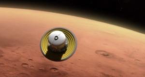 НАСА призывает студентов разработать надувной тепловой щит для посадки на Марс
