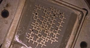 Компьютер, работающий на водяных каплях и магнитах
