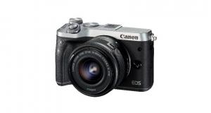 Нова бездзеркальна камера Canon EOS M6