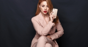 Тіна Кароль стала обличчям бренда Huawei в Україні