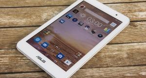 Обзор планшета ASUS MeMO Pad 7: «таблетка» на каждый день