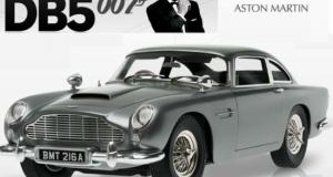 17 лет без автомобиля Бонда: поиски оригинального Aston Martin DB5 продолжаются