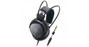 Обзор полноразмерных наушников Audio Technica Semi Pro ATH T400