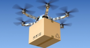 Доставка майбутнього: безпілотник, що здатен перевозити вантаж, масою понад 1000 кг