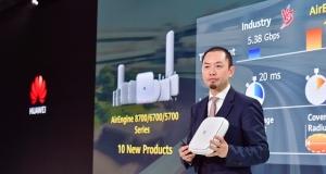 Huawei запустив продукти AirEngine Wi-Fi 6, прискорюючи впровадження повністю бездротових кампусів для підприємств