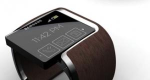 Умные часы Samsung получили имя