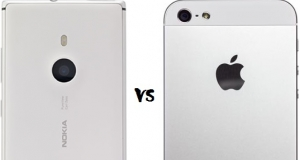 У кого камера круче? Nokia Lumia 925 vs iPhone 5