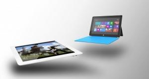 Microsoft снова сравнила Surface RT и iPad