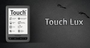 Храните книги на Dropbox, читайте – на PocketBook Touch Lux