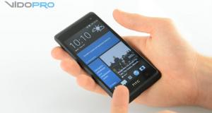 Видеообзор HTC Desire 600 Dual Sim: интернет и звонки одновременно