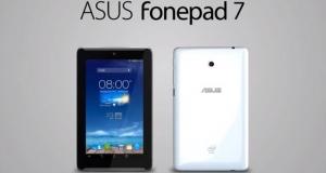 Компания ASUS похвасталась Fonepad 7 с двумя фронтальными динамиками