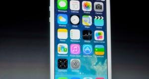iOS 7 доступна с 18 сентября