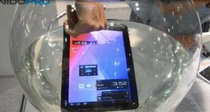 Fujitsu на выставке CEE 2013. Видео