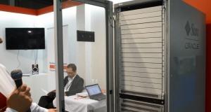 ORACLE на выставке CEE 2013. Видео