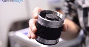 CEE 2013: объектив KENKO 400mm