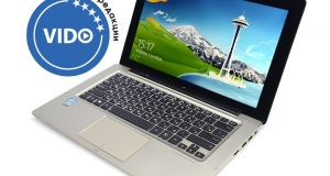 ASUS Transformer Book TX300CA: мощный тандем