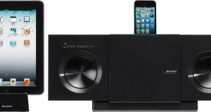 Новая Hi-Fi акустика Sharp KP85PH