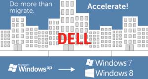 Dell: Настало время оставить Windows XP позади