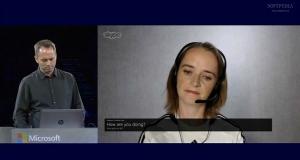 Microsoft демонстрирует возможности синхронного переводчика Skype Translate