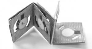 Инженер из Университета Бингемтона создал оригами аккумулятор из бумаги