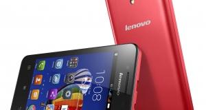 Новые доступные смартфоны Lenovo A319, A316i, A369i с 3G