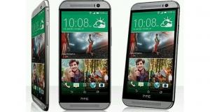 Эксклюзив: Первый пресс-рендер HTC One M8