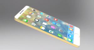 Как будет выглядеть iPhone 6