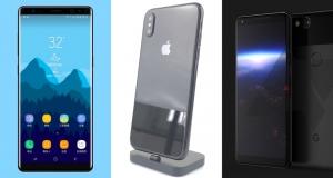 Смартфони 2017 року: найочікуваніші новинки